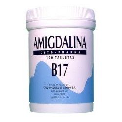 Amygdalin B17 / 500mg. Laetrile
