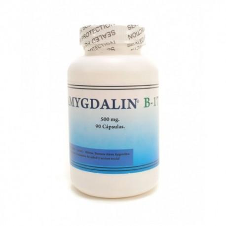 Amygdalin/B17 500mg, capsules